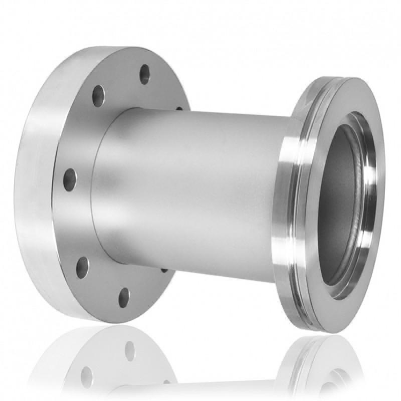 Переходник CF150 - ISO63 ( нержавеющая сталь )