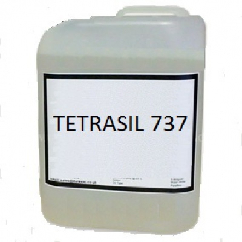 Силиконовое масло для диффузионных насосов Tetrasil 737 5 л