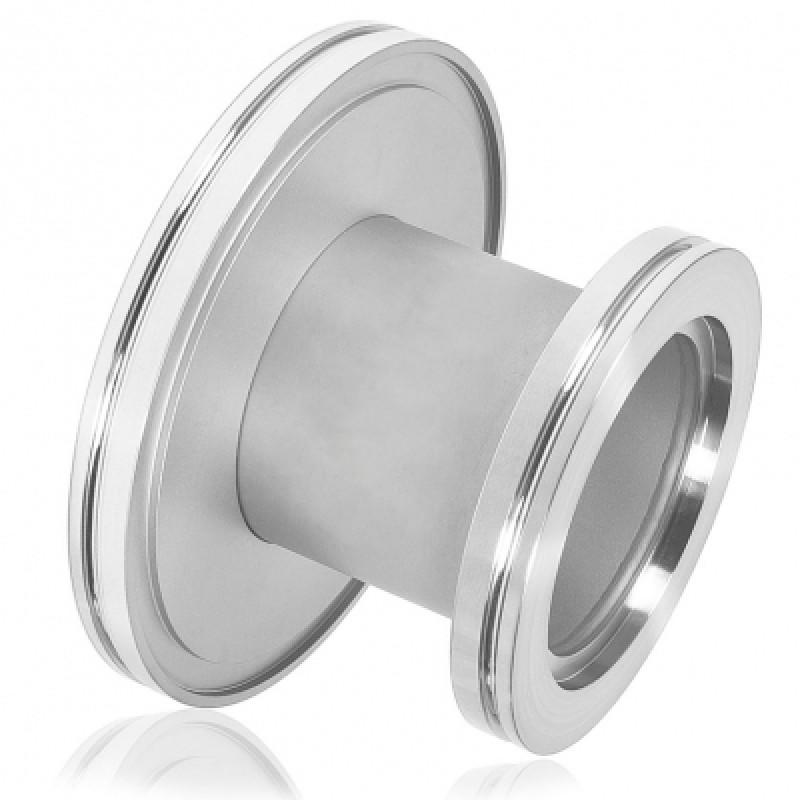 Переходник ISO100 - ISO80 ( нержавеющая сталь )
