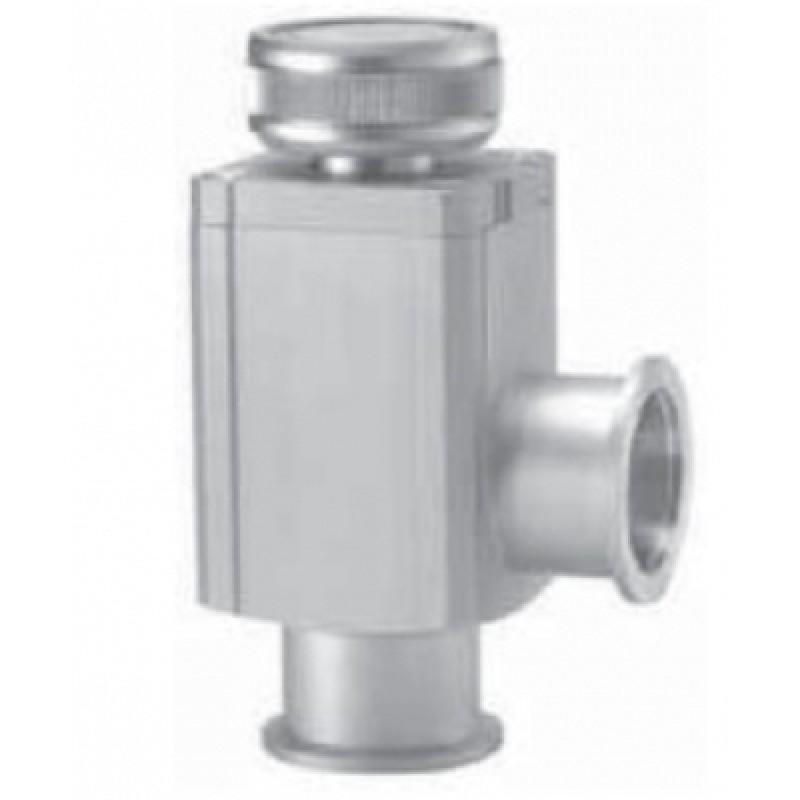 Угловой клапан KF25 ручной, сильфонное уплотнение, XLH-25 (алюминий)