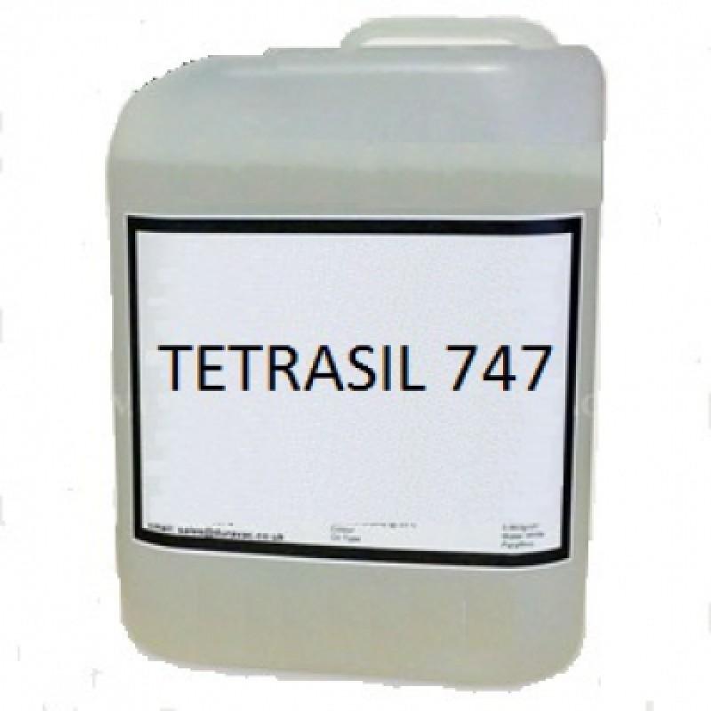 Силиконовое масло для диффузионных насосов Tetrasil 747 5 л