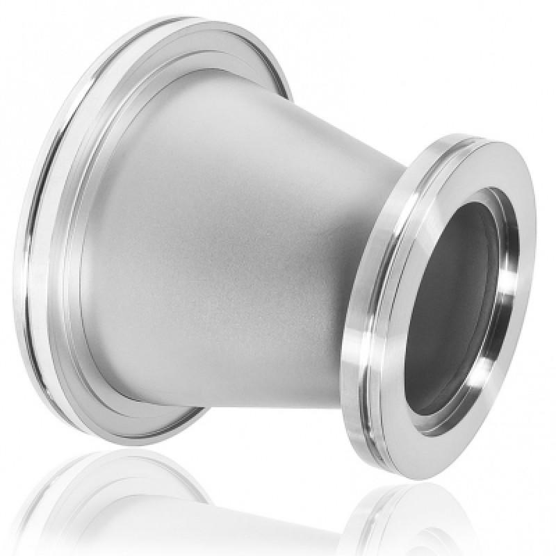 Переходник ISO100 - ISO63 конический ( нержавеющая сталь )