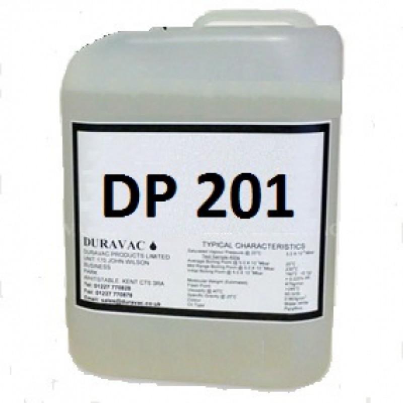 Масло для диффузионных насосов DP201 5 л