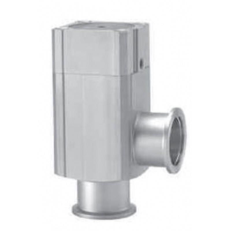 Угловой клапан ISO63 с пневмоприводом, XLA(V)-63D-M9 (алюминий)