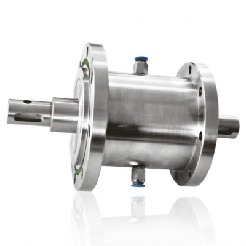 Магнитожидкостное уплотнение FSW-20 с фланцем