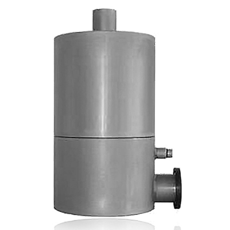 Фильтр масляного тумана KF40 (углеродистая сталь, горизонтальный)