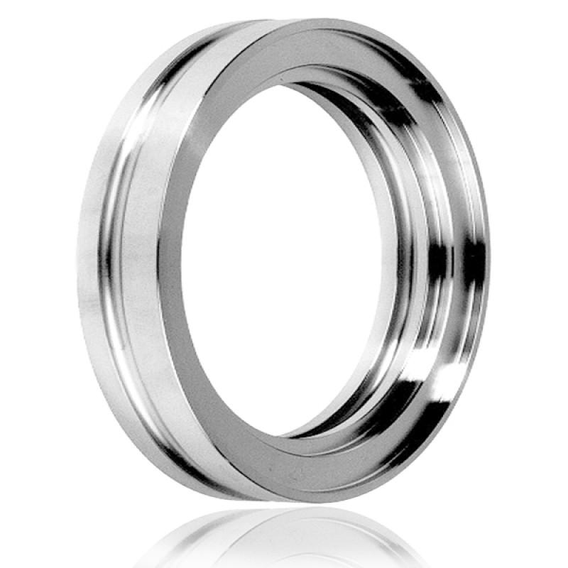 Фланец под сварку ISO-K 200 (нержавеющая сталь)