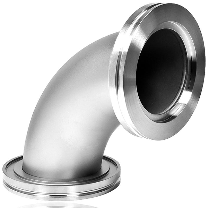 Уголок ISO160 90°, тянутый (нержавеющая сталь)