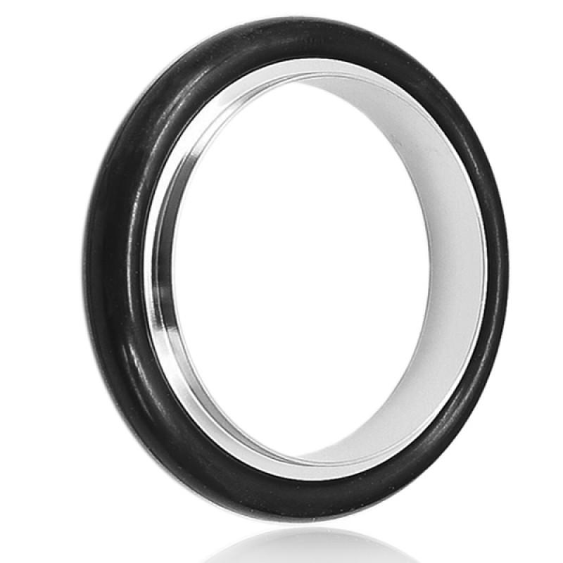 Уплотнение с центрирующим кольцом KF10 ( нитрил, алюминий )
