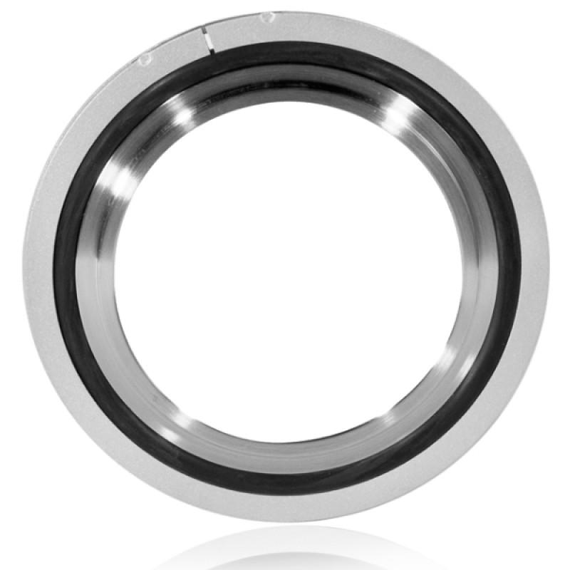 Уплотнение ISO400 с центрирующим кольцом и внешним кольцом