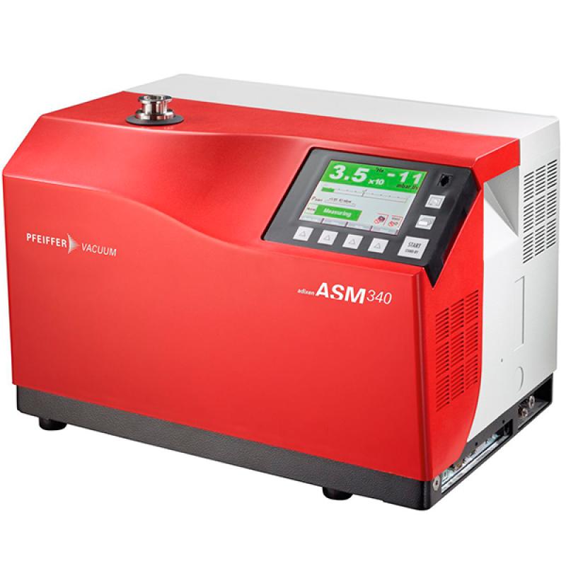 Безмасляный гелиевый течеискатель Pfeiffer Vacuum ASM 340I