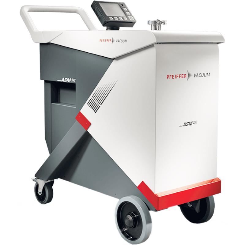 Гелиевый течеискатель Pfeiffer Vacuum ASM 390
