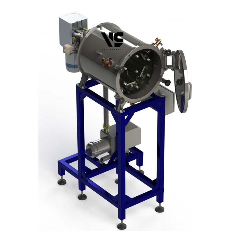 Вакуумная печь VLS-1400/25