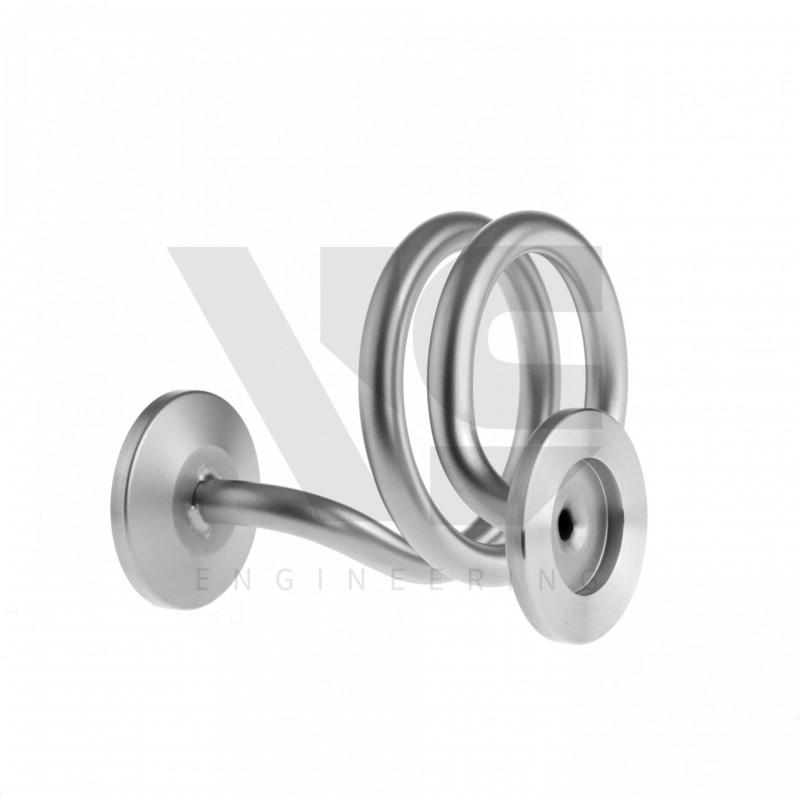 Спираль для защиты вакуумного датчика KF16