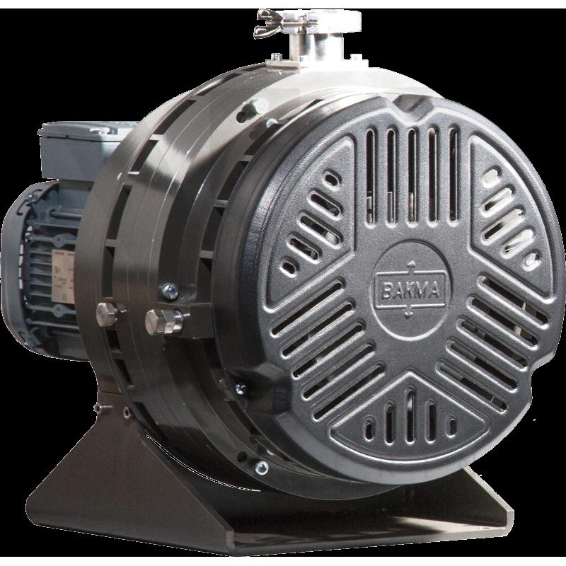 Сухой спиральный вакуумный насос НВСп-35