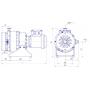 Сухой спиральный вакуумный насос НВСп-4
